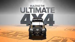 Building the Ultimate 4X4