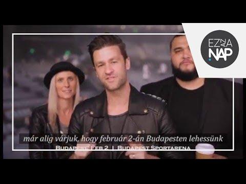 Hillsong Worship Tour - Budapest 2016/02/02