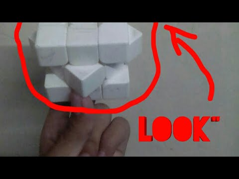 Solving the coolest rubiks cube in the world [ NICE Jet Tv ]