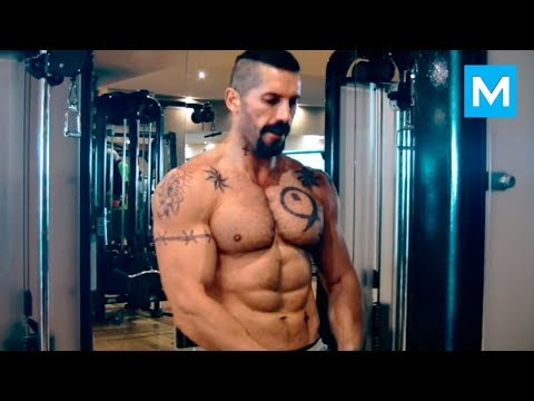Boyka Workout for Undisputed  Scott Adkins  Muscle Madness