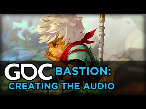 Build That Wall: Creating The Audio For Bastion