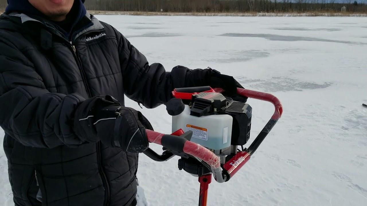 New eskimo F1 rocket auger 33cc