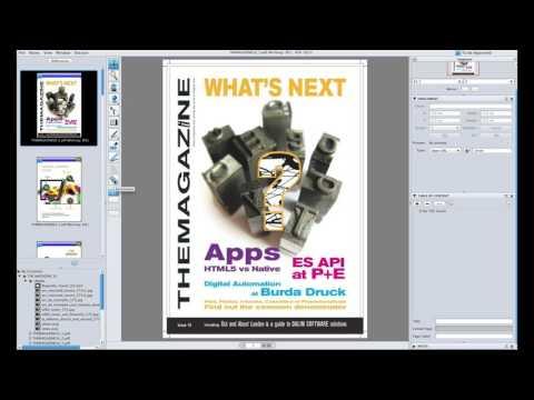 E-Publication In ES - HTML5 - Dedicated App - EPub
