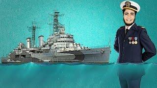 Büyük Deniz Savaşları - World of Warships