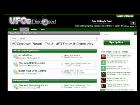 UFO Forum Harlem Shake About UFOs