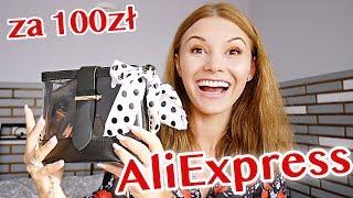 AliExpress za 100zł. Zakupy z Chin. Haul i recenzja