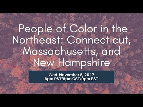BlackProGen LIVE! Ep 37: People of Color in the Northeast: CT, MA, and NH