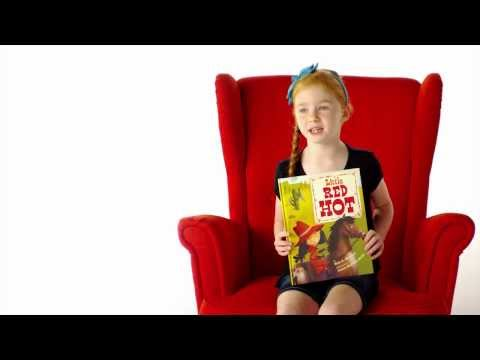 Little Red Hot - Kid Book Review
