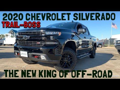 2020 Chevrolet Silverado Trailboss Midnight Edition: Review