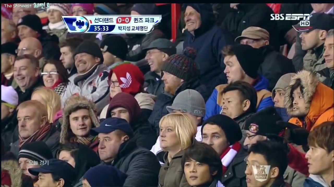 Download 121127 선덜랜드 vs QPR 경기 관전 중인 민호(Minho)