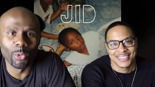 J.I.D - NEVER (REACTION!!!)