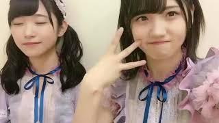 AKB48 チーム4 ずっきー(山内瑞葵)とゆいりー(村山彩希)の北海道全握動...