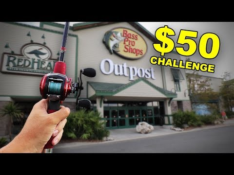 What Will $50 Buy At Bass Pro Shops? (Surprising)