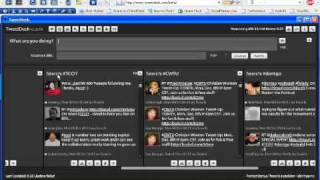 Twitter TweetDeck Tutorial