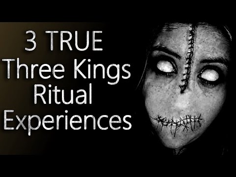 3 TRUE Three Kings Ritual Experiences