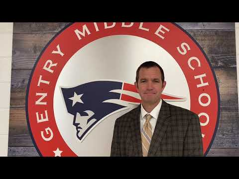 Gentry Middle School 2020-2021 7th Grade Awards