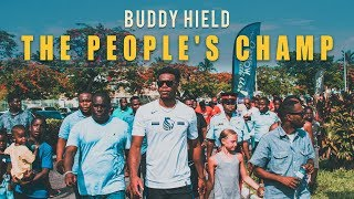 The Story of How Buddy Hield Became the People's Champ in the Bahamas
