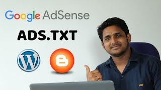 How to Add Ads.txt in Blogger and Wordpress? by Hindi Blogger
