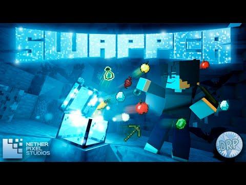 Swapper - Minecraft Marketplace Trailer, Underground Survival With A HUGE Twist!