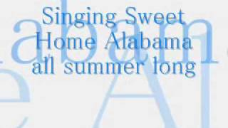 Kid Rock - All Summer Long (With Lyrics On Screen)
