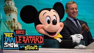 How does Disney's new deal with Fox affect sports? | The Dan Le Batard Show | ESPN thumbnail