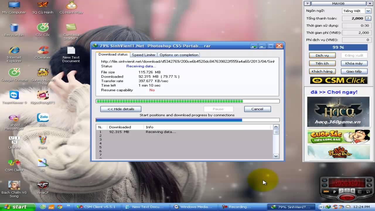 download photoshop cs5 portable sinhvienit
