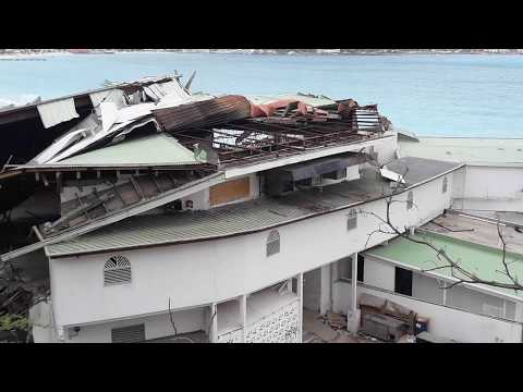 Great baie hotel things going fast 23 april 2018 after huricane Irma