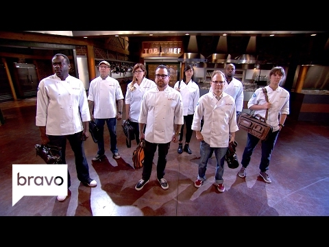 Top Chef: Introducing The Rookie Chefs Of Season 14 | Bravo