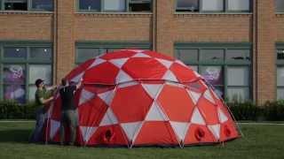 Mountain Hardwear Space Station Tent