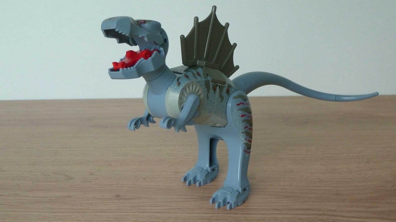 Lego 6720 lego dinosaurs spinosaurus 3 4 youtube - Lego dinosaurs spinosaurus ...