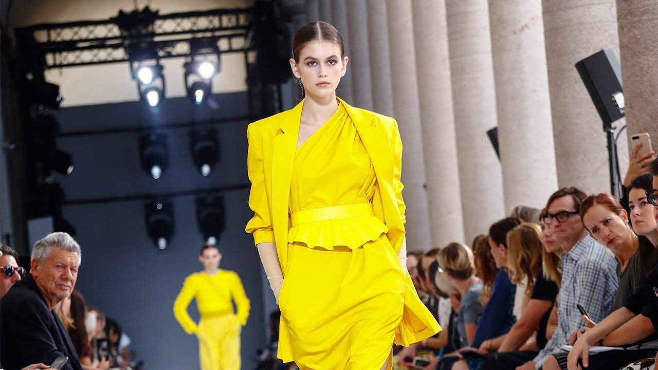 Max Mara Spring Summer 2019 Full Fashion Show Exclusive Youtube