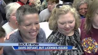 Kim Davis - Kentucky Woman