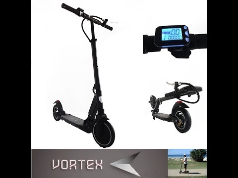Vortex E Scooter Review And Demonstration