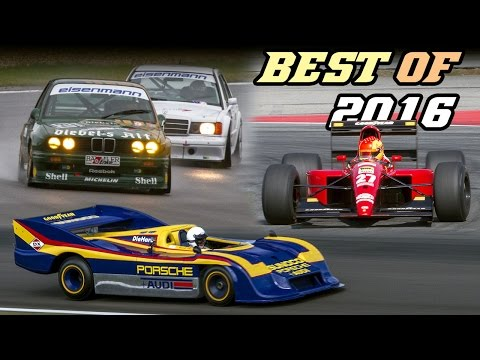 Best of 2016 - Motorsport sounds (917-30, FXX, Nascar, DTM, F1, Rally, ...)