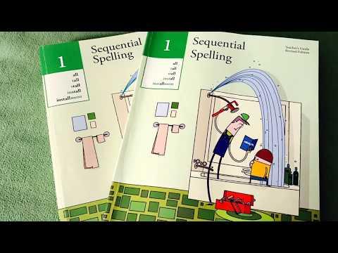 Spelling Curriculum Review: Sequential Spelling