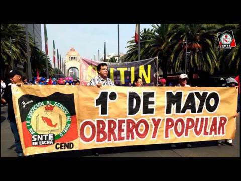 Transmisión en vivo del CEND del SNTE en Lucha del 6 de mayo