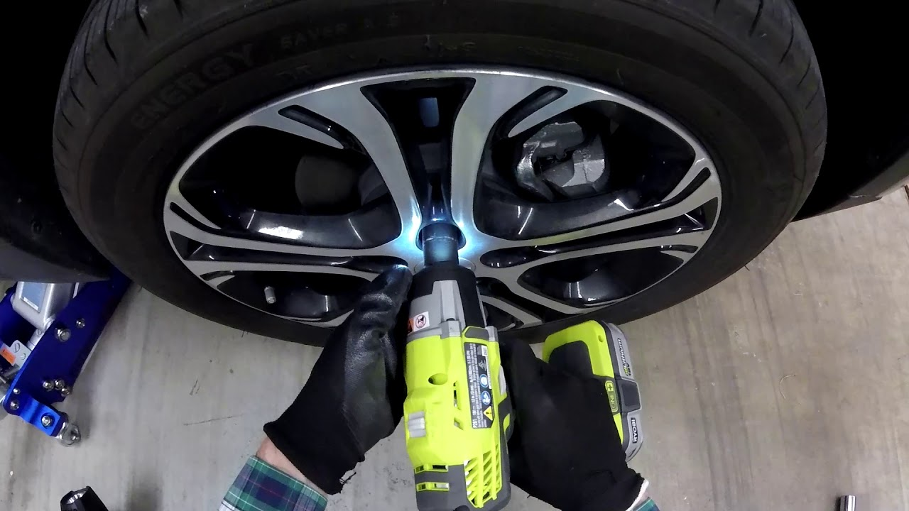 Chevy Bolt Ev Rotate Tires Yourself Diy With Relearn Tool Youtube