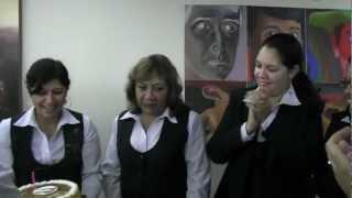 ELEONOR DE SABLICH CUMPLEMENOS EN EL ICPNA