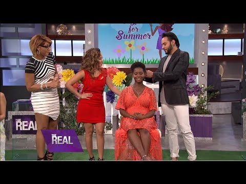 SheaMoisture On The THE REAL In