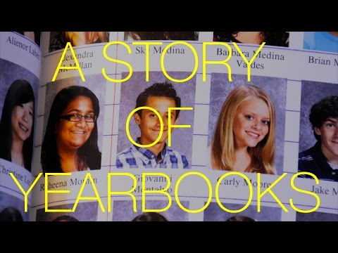 My Life Through My Yearbooks