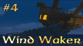 Wind Waker Walkthrough - Sneaking Through Forsaken Fortress - Episode 4