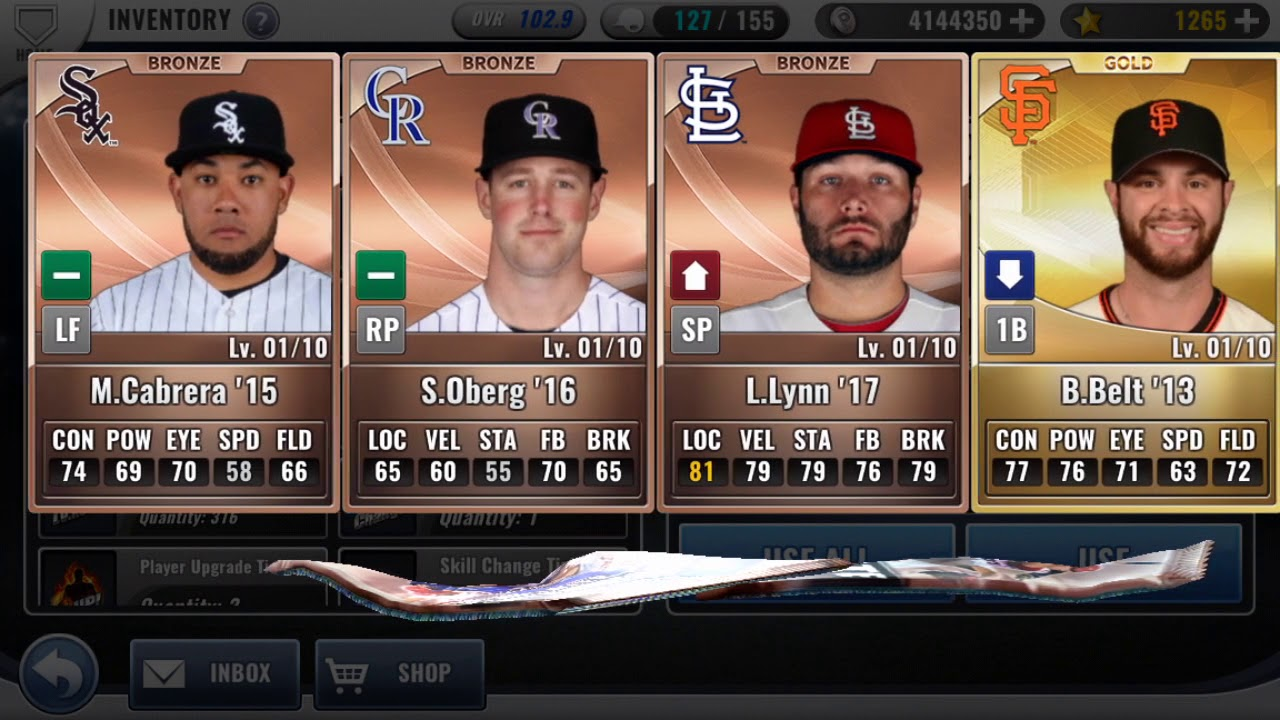 I Won The Gold Lotto Tons Of Packs And Shuffles Mlb  Pre Update