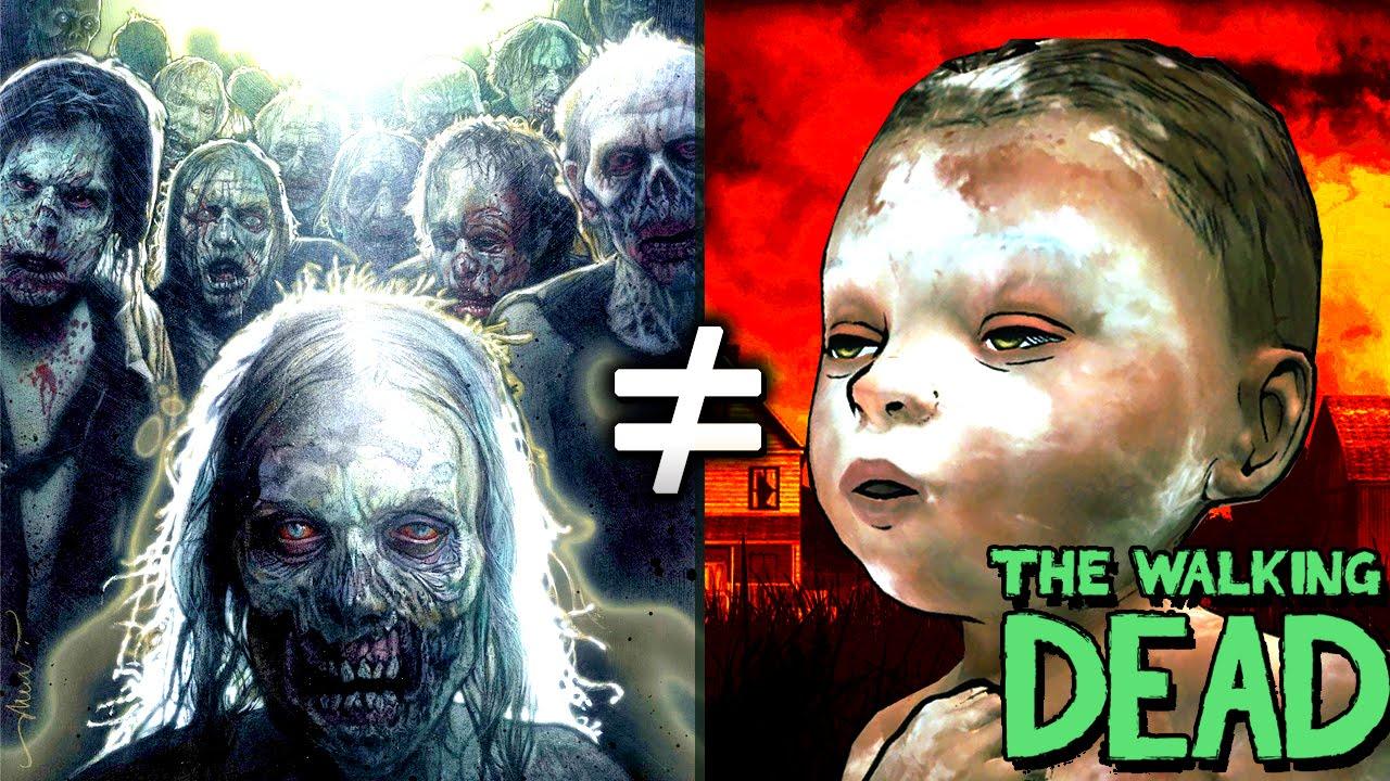 The Walking Dead Virus