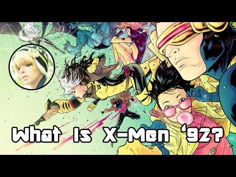 What is X-Men '92?