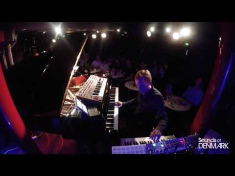 Morten Schantz Godspeed live at PizzaExpress Jazz Club, Sounds of Denmark 2016