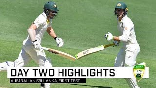 Aussies take control at the Gabba | First Domain Test