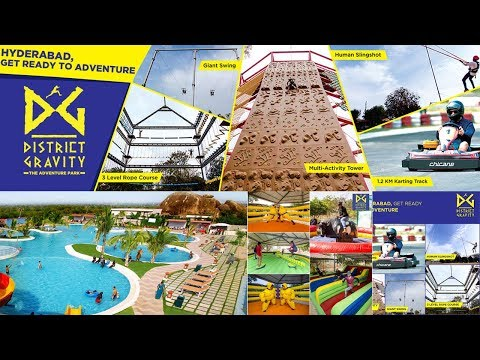 District Gravity - Adventure Park in Hyderabad | Shamirpet