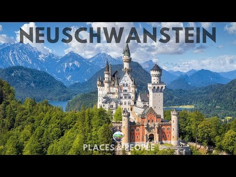 Neuschwanstein Castle GERMANY  HD