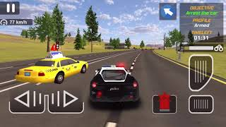 Police Vs Racers Simulator | Games for Children | Kieu Huong