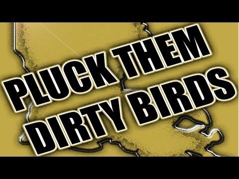 New Orleans Saints vs Atlanta Falcons song (remix)  Pluck them Dirty Birds 5-Star T-bone Ricky B